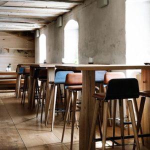 mobilier brut restaurant