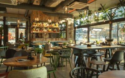 7 inspirations de déco dans un restaurant