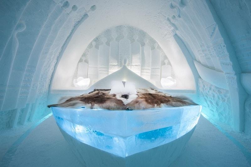 Tendance hôtellerie 2019 Icehotel