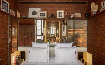 10 hôtels design à Paris