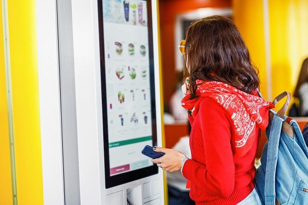 La force du digital en foodservice