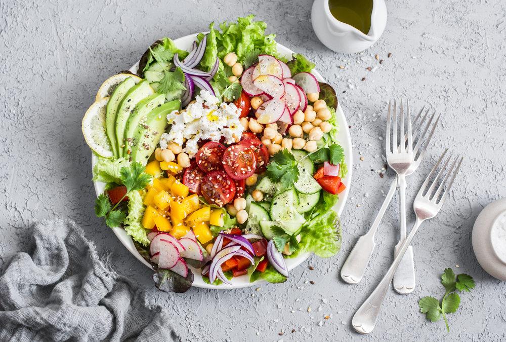 Pourquoi miser sur des idées de recettes végétariennes pour votre restaurant rapide ?