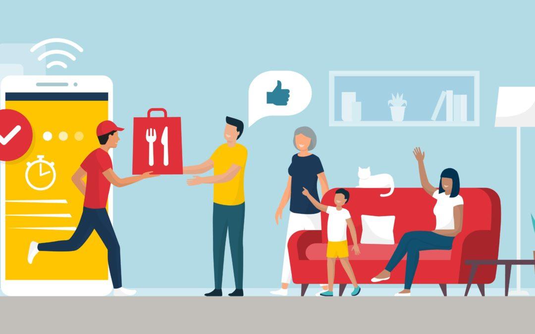 Restauration rapide a emporter : comment créer votre service de livraison ?