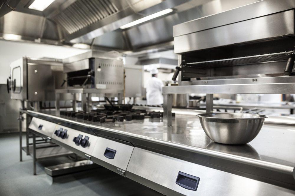 Liste des équipements pour cuisine professionnelle