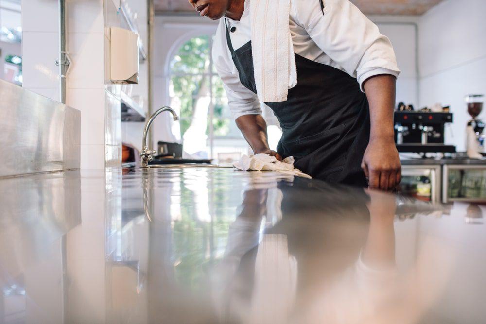 Plan de nettoyage cuisine : bien le comprendre
