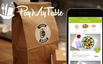 Paymytable, une solution pour digitaliser votre restaurant rapide !