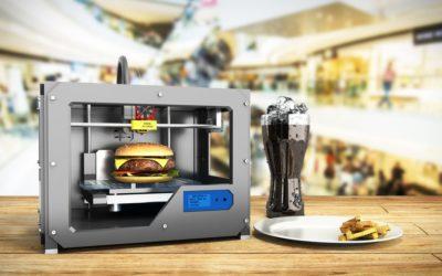 Imprimante 3D alimentaire : en route vers la gastronomie du futur ?
