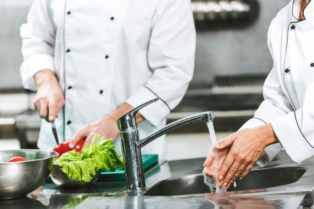 Normes d'hygiène en restauration rapide