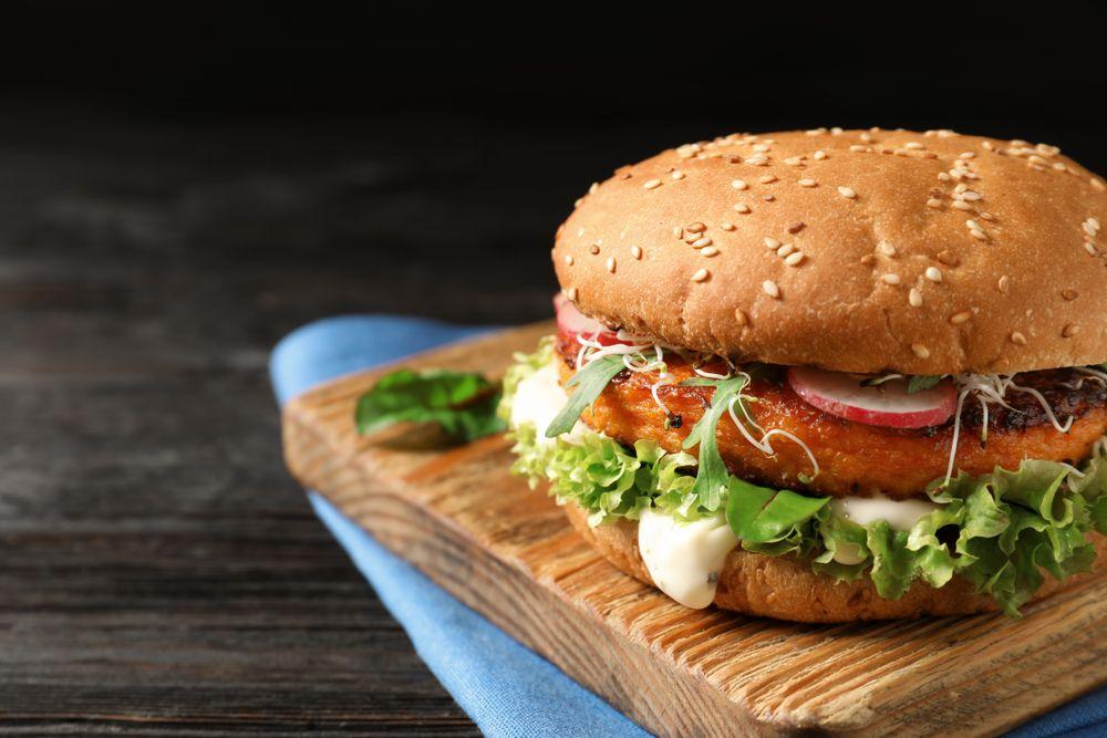 Burgers végétariens : tous les secrets d'une tendance en plein essor !