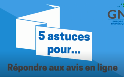 [Vidéo] – GNI – Répondre aux avis en ligne