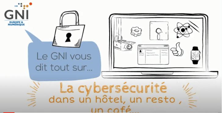 [Vidéo] – GNI – La cybersécurité dans un CHR