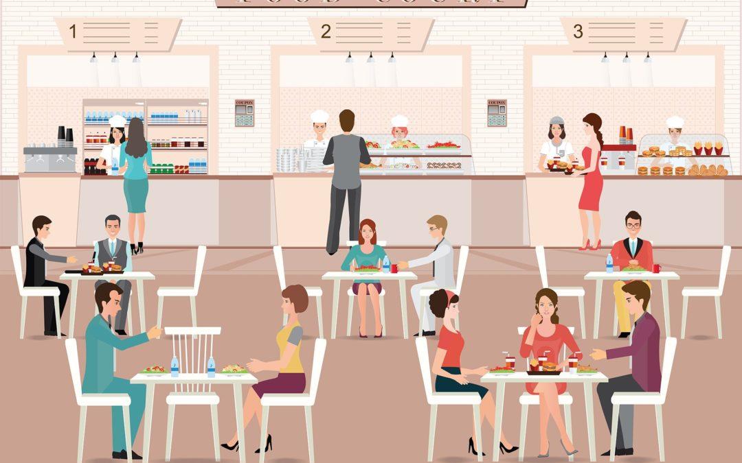 Food Court : Zoom sur la nouvelle tendance 2020