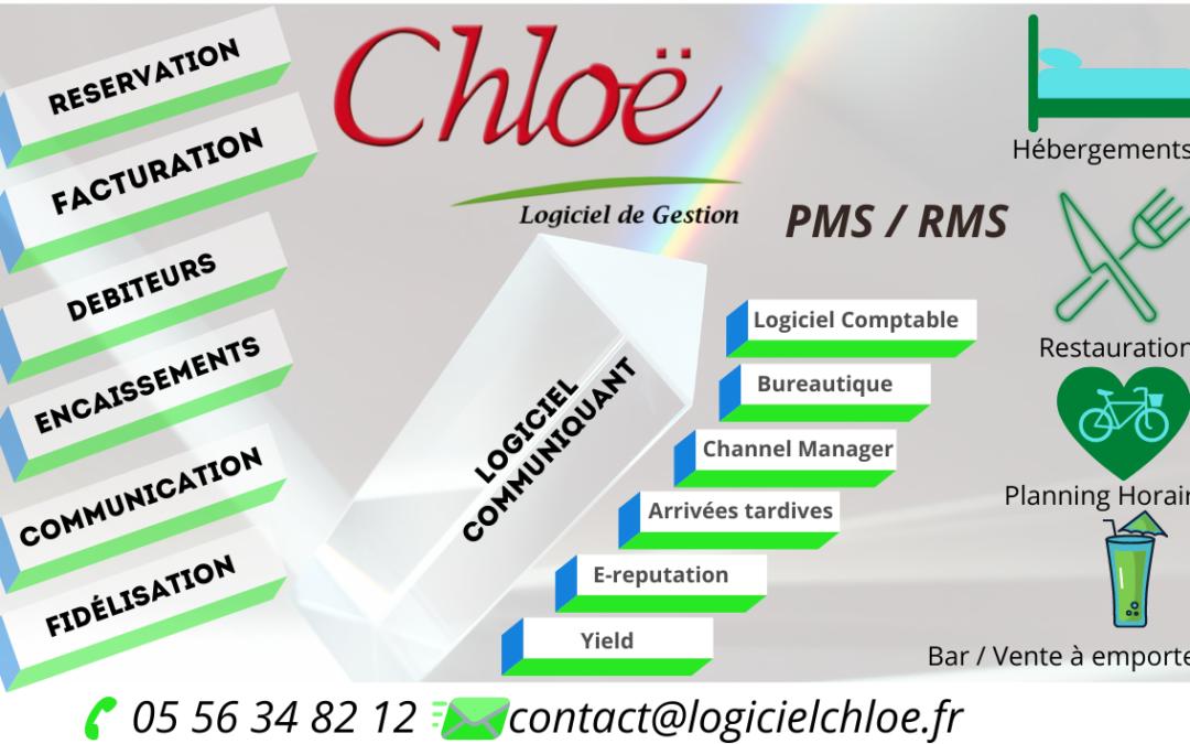 SOLUTION COVID-19 – Chloë est un logiciel de gestion hotellière simple et complet
