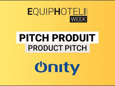 PITCH PRODUIT – Serrures électroniques avec option d'ouverture par Smartphone