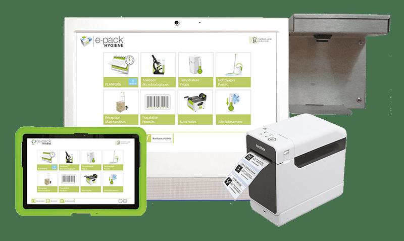 ePack Hygiene : solution innovante pour simplifier votre démarche HACCP