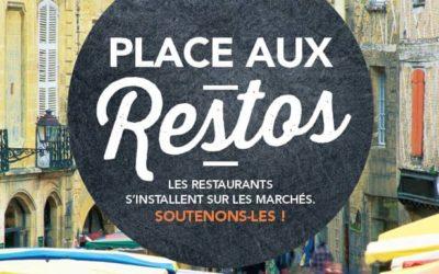 Place aux Restos : une initiative solidaire pour les restaurateurs !